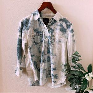Vintage AEO Jean Shirt 🌿